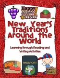 New Year's Traditions Around the World: Grades 2-3