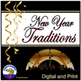 New Year's 2018 Traditions and Resolutions