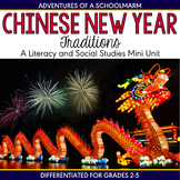 Chinese New Year activities for 3rd 4th 5th