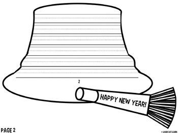 Happy New Year Writing Craft {2018-2022}