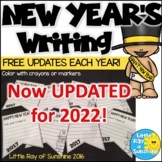 New Years Writing 2017