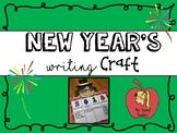 New Years Writing 2018