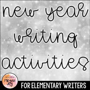 New Years Writing Centers