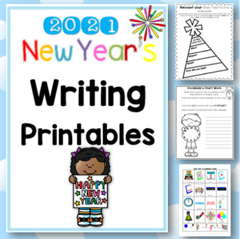 The New Year Worksheets Resources & Lesson Plans | Teachers Pay ...