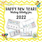 New Years Writing Activity