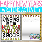 New Years Resolutions 2021 Goal Setting Writing Prompt
