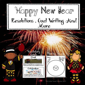New Years Writing And More