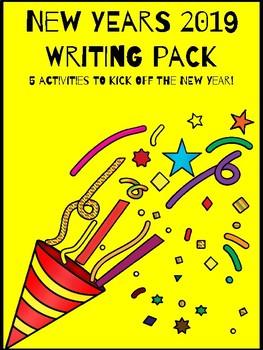 New Years Writing Pack 2019