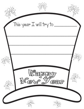 New Year's Writing Prompt