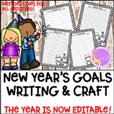 New Years Writing Prompt and Craft