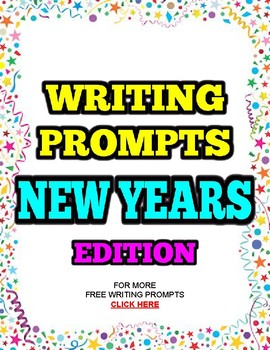 New Years Writing Prompts