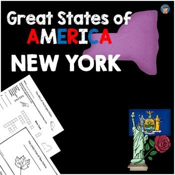 New York Activity Packet