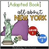 New York Adapted Books (Level 1 and Level 2) | New York St