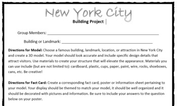 New York Building Project