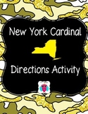 New York Cardinal Directions Activity