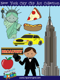 New York City Clip Art Collection