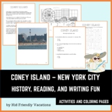 Coney Island - New York City - History, Fun Facts, Colorin