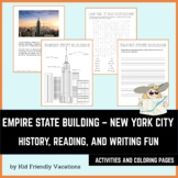New York City - Empire State Building - History, Facts, Co