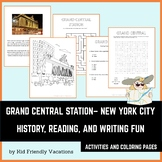 Grand Central Station - New York City - History, Fun Facts