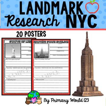 New York City Landmarks Research Common Core