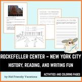 New York City - Rockefeller Center - History, Fun Facts, C