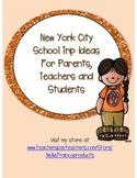 New York City School Trip Ideas For Parents, Teachers and