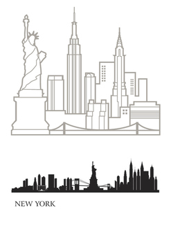 New York City Word Search