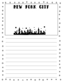 New York City Writing Paper