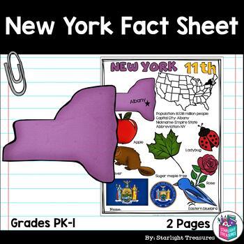 New York Fact Sheet