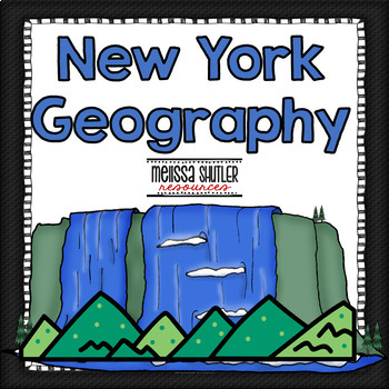 New York Geography Grade 4