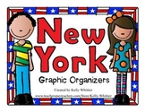 New York Graphic Organizers (Perfect for KWL charts and geography!)