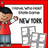 New York I Have, Who Has Game
