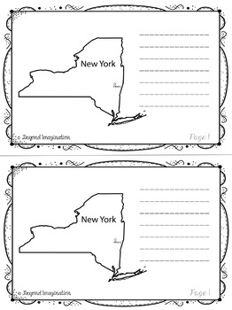 New York State Study Booklet
