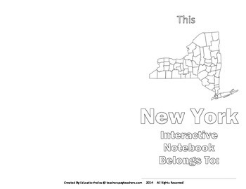 New York Interactive Notebook
