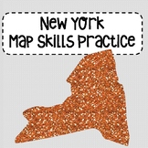 New York Map Skills Practice