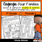 New York Math Letters and Games: First Grade, Module 2