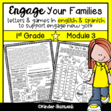 Engage New York Math Letters and Games: First Grade, Module 3
