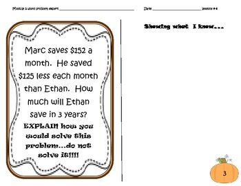 New York Math/Eureka Math {5th grade module 2/lessons 4-8}
