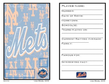New York Mets-tra Credit