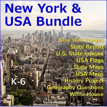 New York - New York History - New York Social Studies Grade 4
