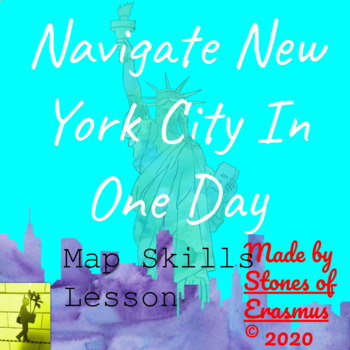 New York, New York / It's a Wonderful Town: Navigating  New York City in One Day