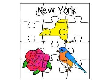 New York Puzzle Set