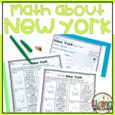 Math about New York State Symbols through Multiplication Practice