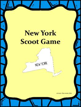 New York Scoot Game