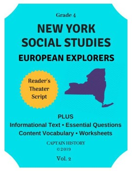 New York Social Studies: European Explorers