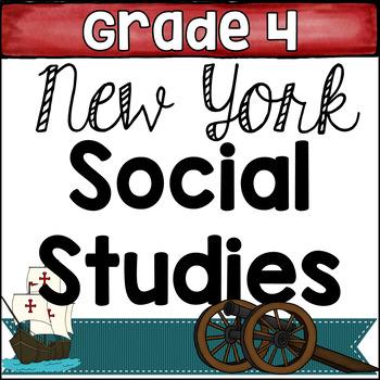 New York Social Studies Grade 4