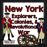 New York Social Studies Grade 4- Explorers, Colony, and Revolution