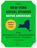New York Social Studies: Native Americans