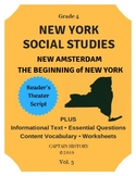 New York Social Studies: New Amsterdam - The Beginning of New York