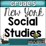 New York Social Studies Pack Grade 5